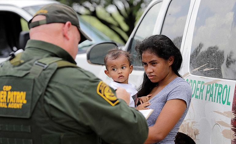 EE UU liberará 50 niños menores de cinco años