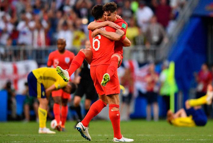 Inglaterra iguala la cuenta goleadora que logró cuando se coronó en 1966