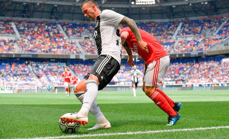 Sin Cristiano, Juventus gana la International Cup