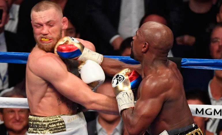 Conor McGregor se declara culpable de ataque a bus y evita prisión