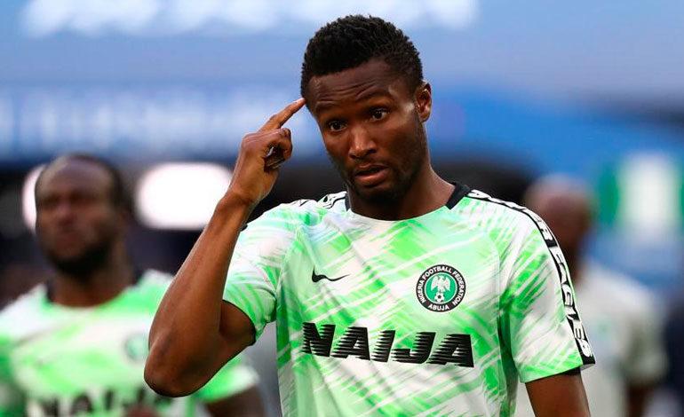 Padre del capitán de Nigeria, secuestrado antes del partido ante Argentina
