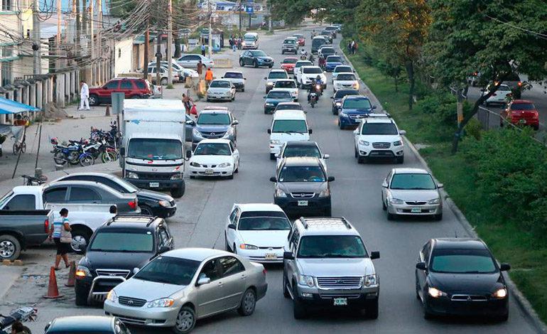 Matrícula de vehículos dejará unos $. 100 millones