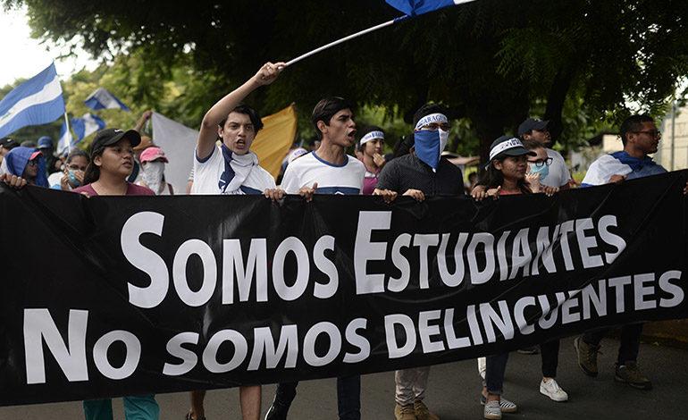 Opositores denuncian fuerte persecución del gobierno