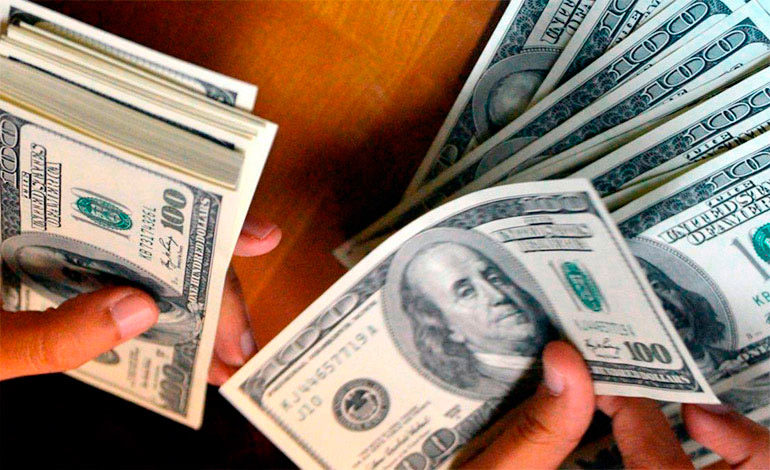 Ingreso de remesas suma 2,640 millones de dólares