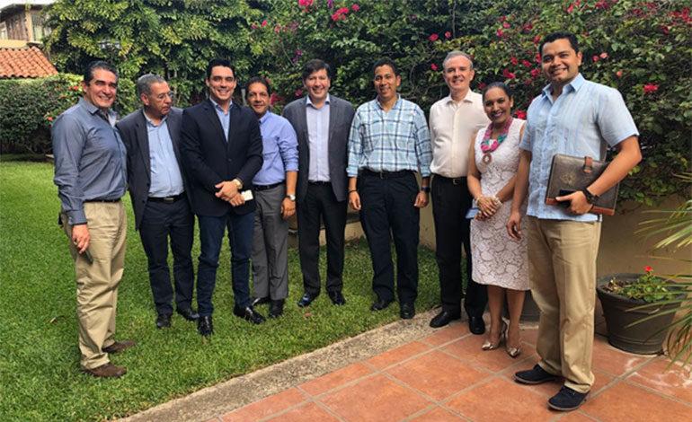 PN agradece al embajador de España acompañamiento en el diálogo