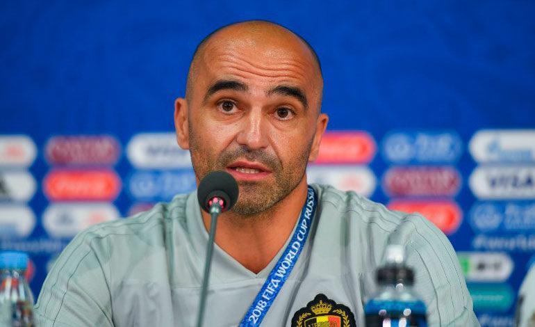 Roberto Martínez: Esta Bélgica tiene algo especial