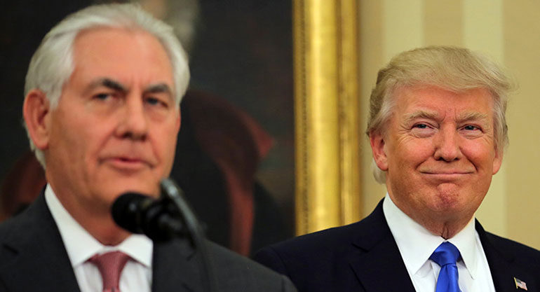 El Gobierno de Trump decidió poner fin a TPS pese a advertencias de Tillerson