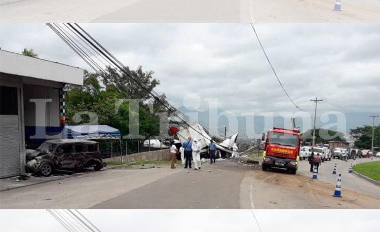 Muere motorista de camión accidentado el pasado jueves en carretera al norte