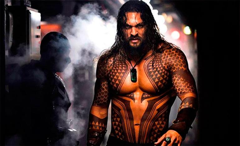 'Aquaman' sigue dominando las taquillas en Norteamérica