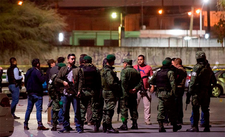 Al menos 15 muertos y siete heridos en ataques armados en el norte de México