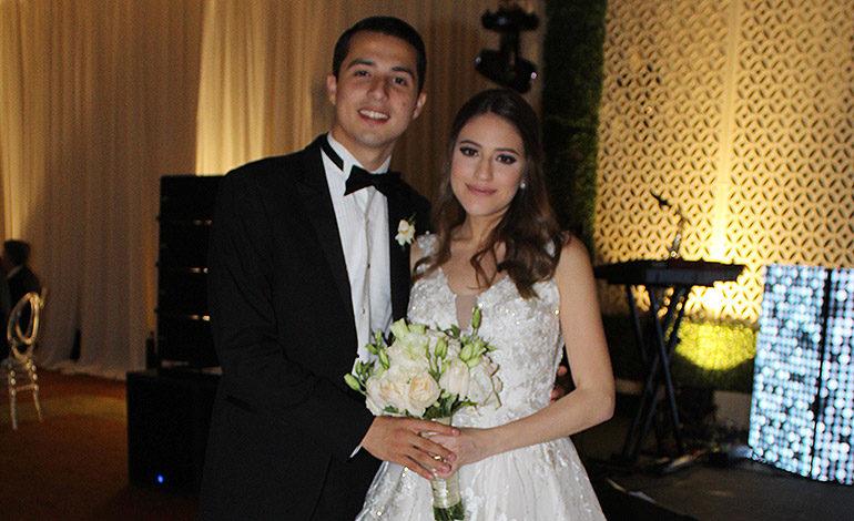 La boda de Óscar Moreno y Alessandra Zúniga