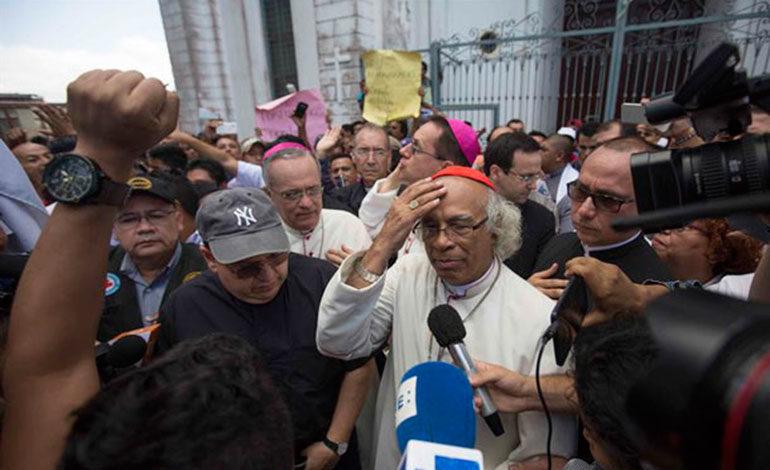 Episcopado nicaragüense desea mantener vivo el diálogo para superar crisis