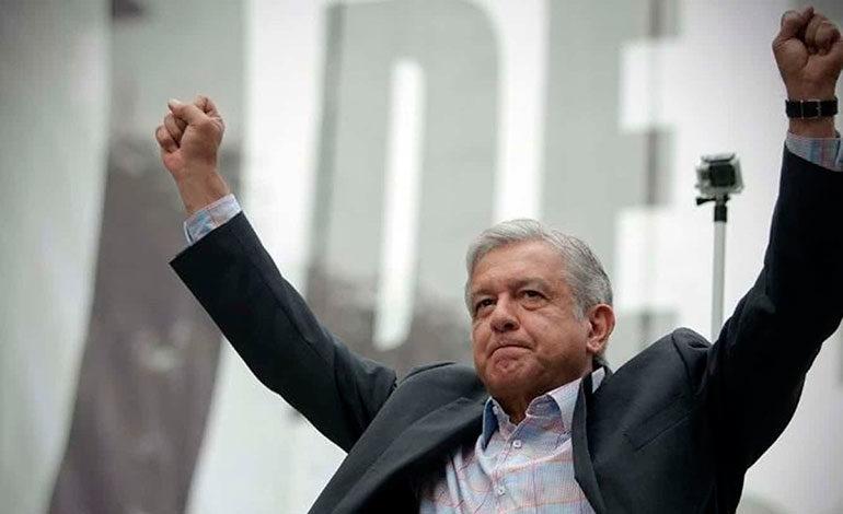 López Obrador, el futuro presidente que rompe moldes