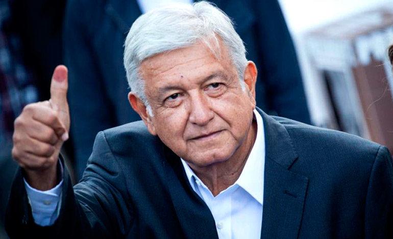 Buena vibra despierta López Obrador en  Honduras