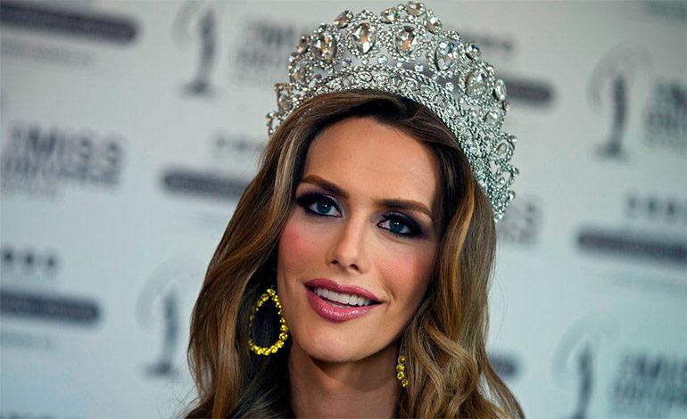 Miss Universo España quiere ser referente para menores trans