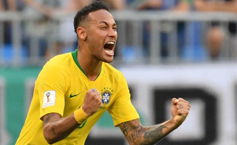 Neymar, la estrella más luminosa del firmamento ruso