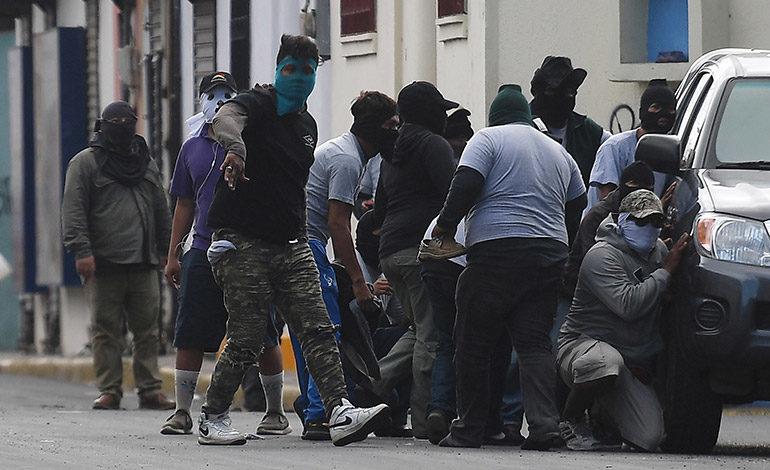 Crece la tensión en Nicaragua en medio de la crisis sociopolítica