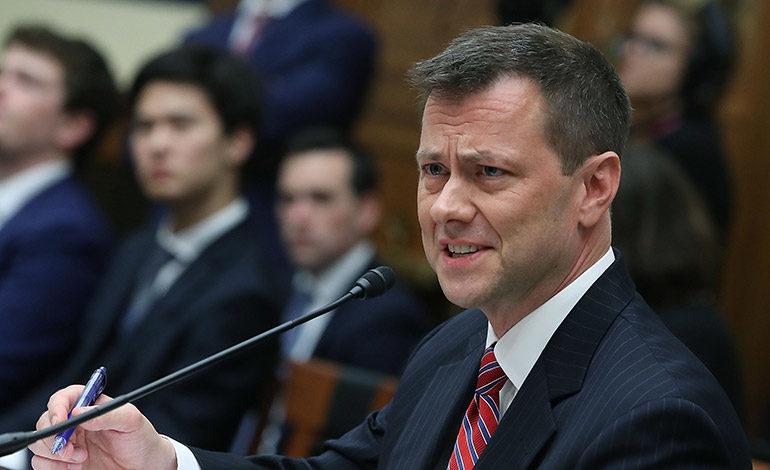 Polémico agente de FBI afirma que tuvo datos que habrían sido el fin de Trump