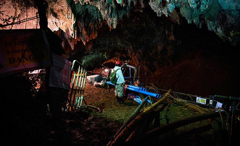 El rescate de los atrapados en una cueva tailandesa puede tardar meses