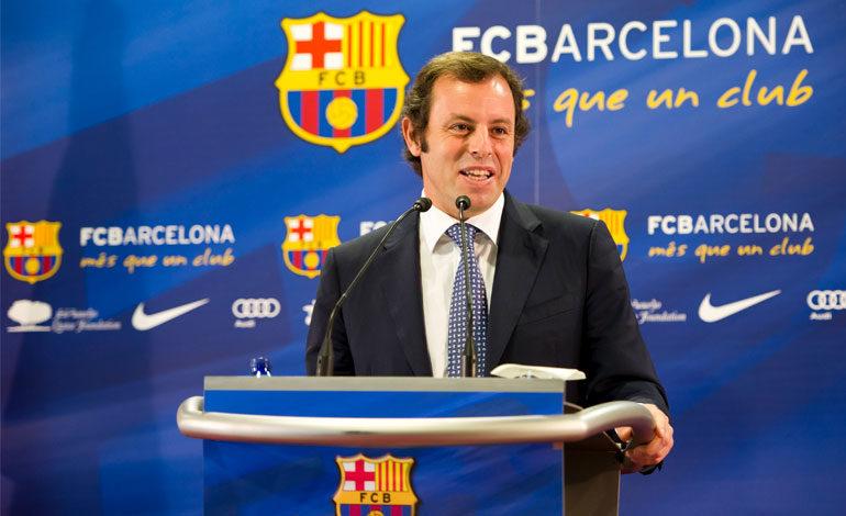 Ex presidente del Barca condenando a 11 años de cárcel y a pagar 59 millones