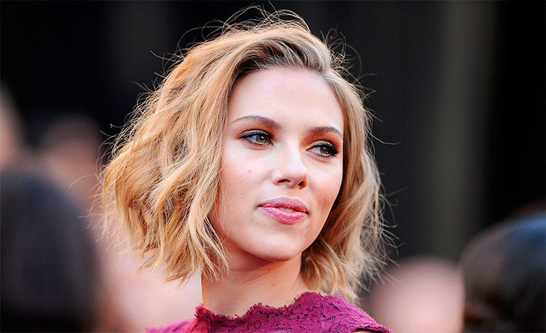 "Scarlett Johansson protagonizará la película ""Rub & Tug"""