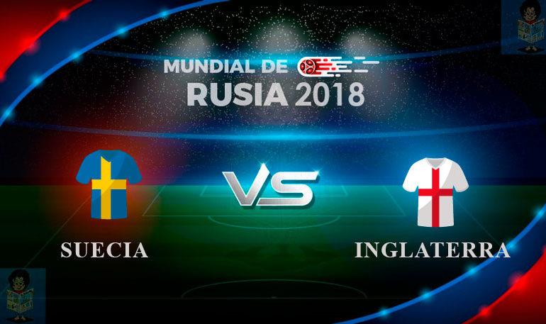 FINAL: Suecia (0) – Inglaterra (2)
