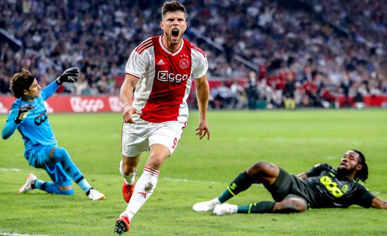 Ajax da un paso de gigante para regresar a la Liga de Campeones