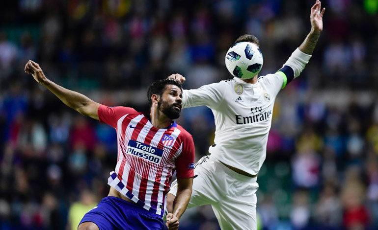 Diego Costa: Llevábamos tiempo queriendo ganarles en una final europea