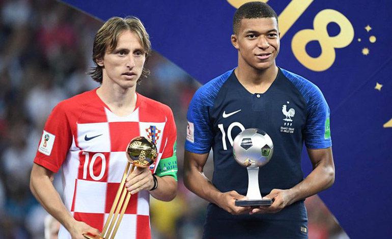 Los mejores de FIFA