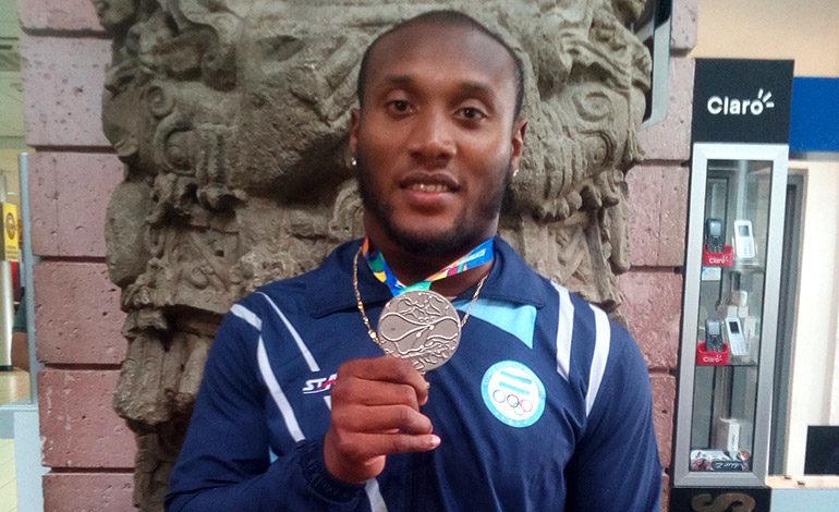 Kevin Mejía: no soy el mejor atleta de Honduras