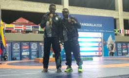 Luis Barrios y Gino Ávila se despiden con bronce