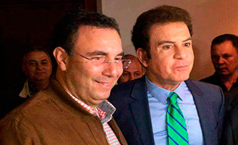 Salvador Nasralla y Luis Zelaya esperan para mañana el inicio del diálogo