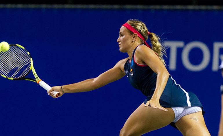 La puertorriqueña Mónica Puig pasa a semifinales en New Haven