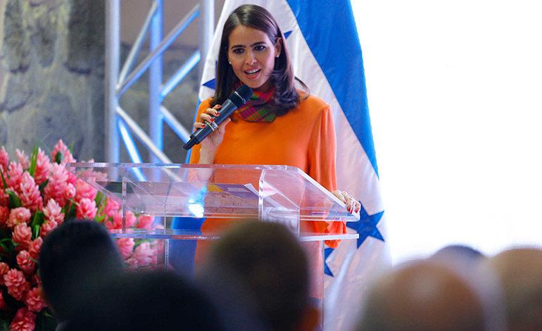 """Andrea Matamoros: """"Ser sede es un orgullo"""""""