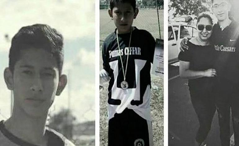 Asesinaron a una joven promesa del fútbol mexicano y a su madre en Tamaulipas