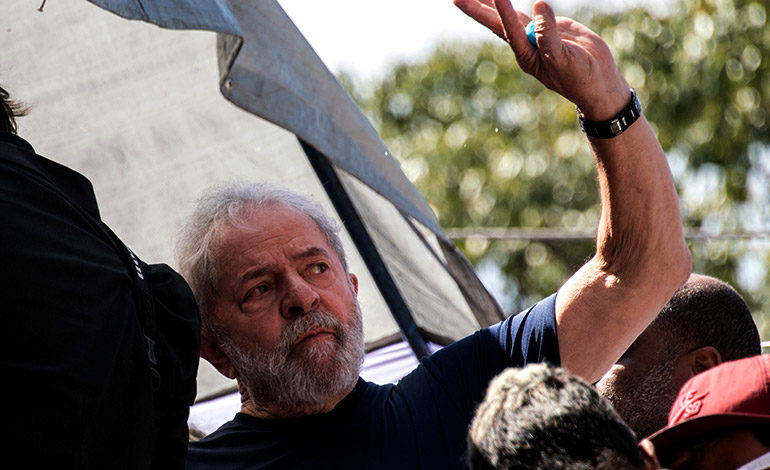 ONU urge a Brasil a permitir que Lula haga campaña