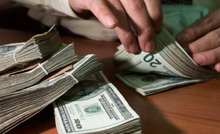 Remesas suman 40% de todo el flujo de divisas que entra al país