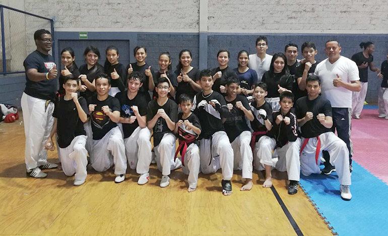 Delegación de Taekwondo viajó al Abierto de Costa Rica