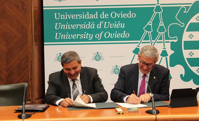 Acuerdos Unacifor-Universidad de Oviedo y Geólogos del Mundo