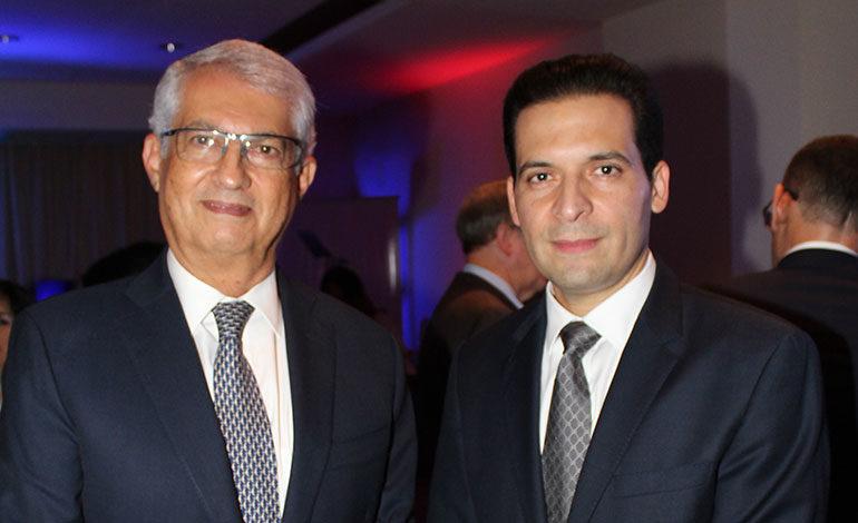Jacobo Atala y Carlos Handal.