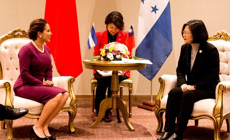 Taiwán fortalecerá exportación de productos hondureños