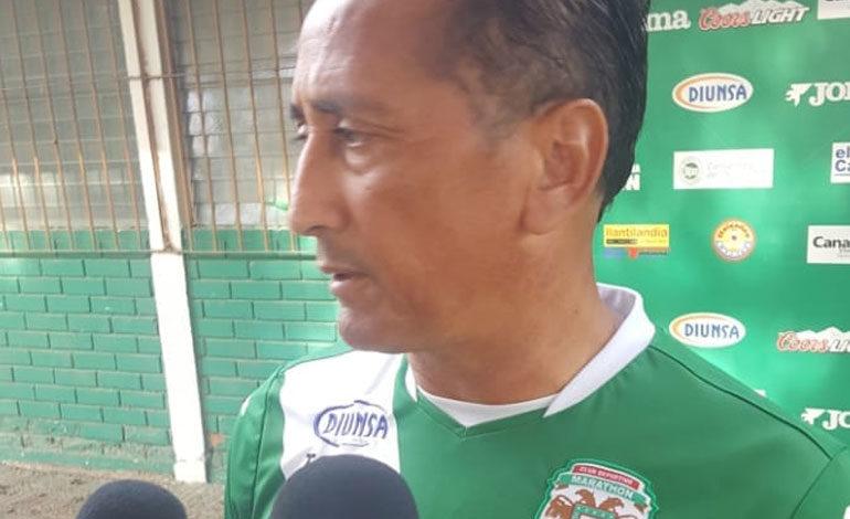 """Jorge Pineda: """"La propuesta de Marathón será atacar y ganar el juego"""""""