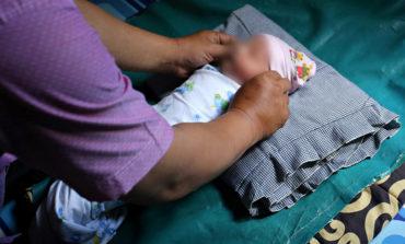 """Una bebé de Indonesia es bautizada como """"Juegos Asiáticos"""""""