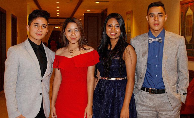 Cena de gala y fiesta de generación 2018 de Lincoln School