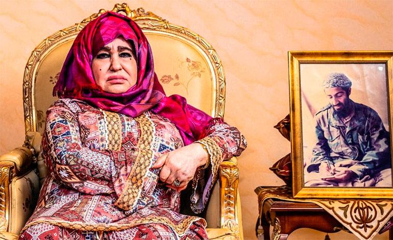 """Madre de Bin Laden dice que su hijo """"era buen chico y le lavaron el cerebro"""""""