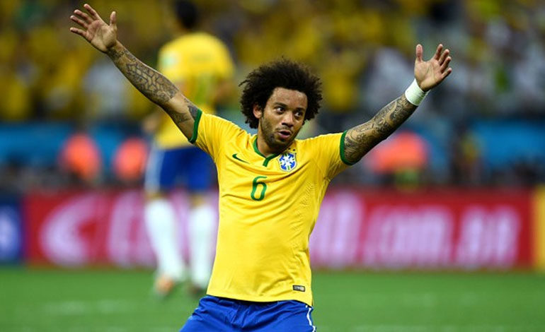 Marcelo la gran baja en lista de Brasil para gira por EEUU