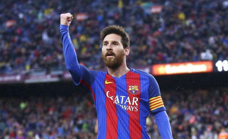 Messi, nuevo primer capitán del Barcelona