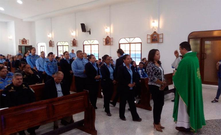 Secretaría de Seguridad celebra sus 20 años de servicio a Honduras