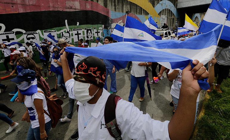 """La OEA vota mañana la creación de una """"comisión especial"""" para Nicaragua"""