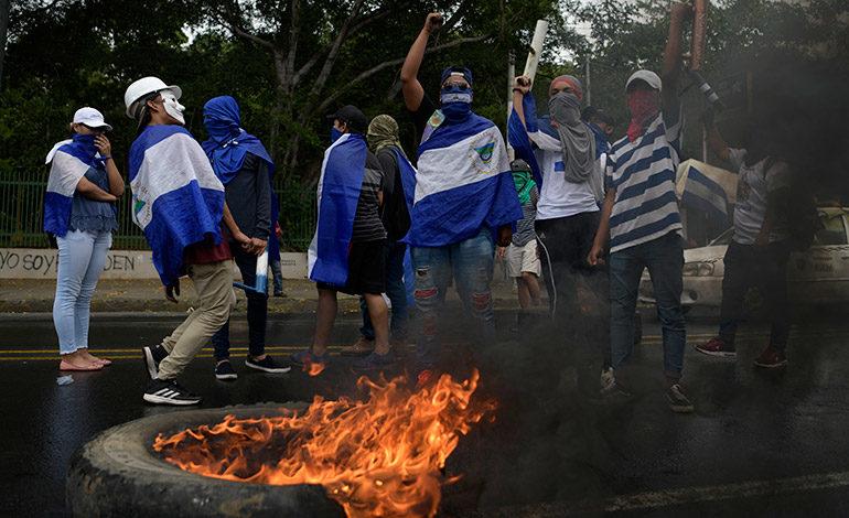 Nicaragua sufre impacto económico de ola de protestas antigubernamentales